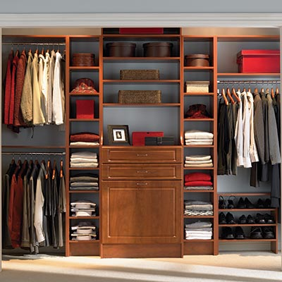 closet and wardrobe